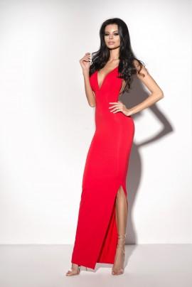 Canva Maxi Dress