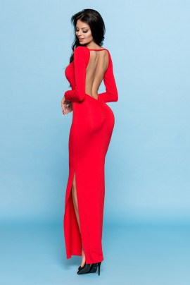 Canva Long Sleeve Dress