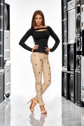 Pandi Leather Pants