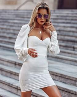 BUFFALO ANGEL WINGS DRESS -...