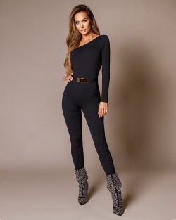 FEMME INTENSE JUMPSUIT WITH...