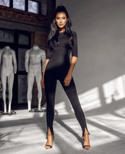 BLACK SWAN JUMPSUIT -...