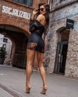 NEW SIESTA DRESS - SUKIENKA...