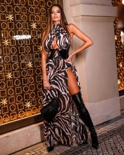 PRAGA IS MY SISTER DRESS -...