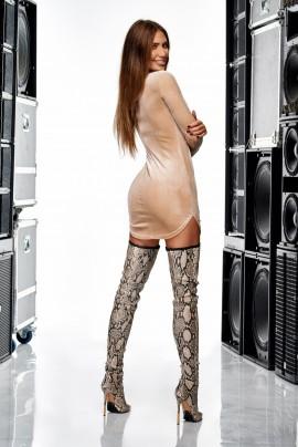 Velvet Grace Dress