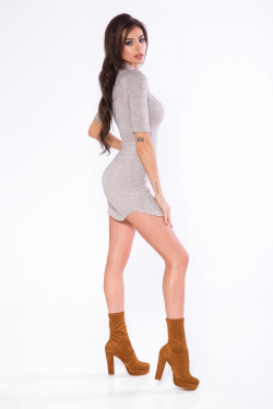 GIA SWEATER DRESS SALE