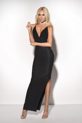 Canva Maxi Dress
