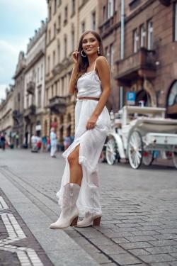 ROMANTIC SUMMER DRESS -...